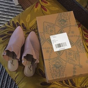 Free People Sienna Slip On